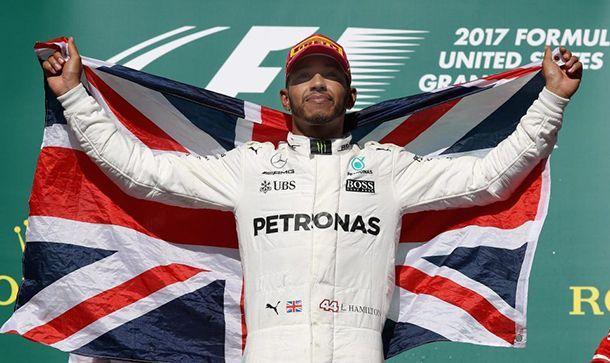เรียบร้อย! Lewis Hamilton คว้าแชมป์โลกฟอร์มูล่าวันเป็นสมัยที่ 4