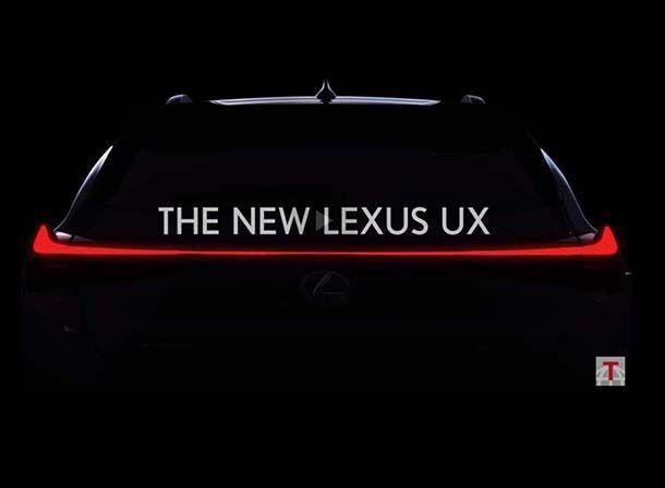 Lexus คอนเฟิร์มเปิดตัว UX โฉมโปรดักชั่นที่เจนีวา มอเตอร์โชว์