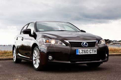 ตามไปดู Lexus CT200h เวอร์ชั่นอังกฤษ สเปคแบบพี่ไทย ตั้งขายไว้ที่ 23,485 ปอนด์