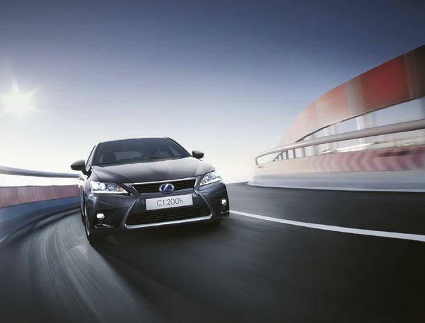 Lexus Group เผยโฉม New Lexus CT 200h…LIVE PLAY FUN