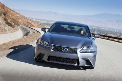 Lexus GS เวอร์ชั่น Coupe มาแน่ในปี 2013 เล็งเปิดตัวด้วยชื่อรุ่น GS-F