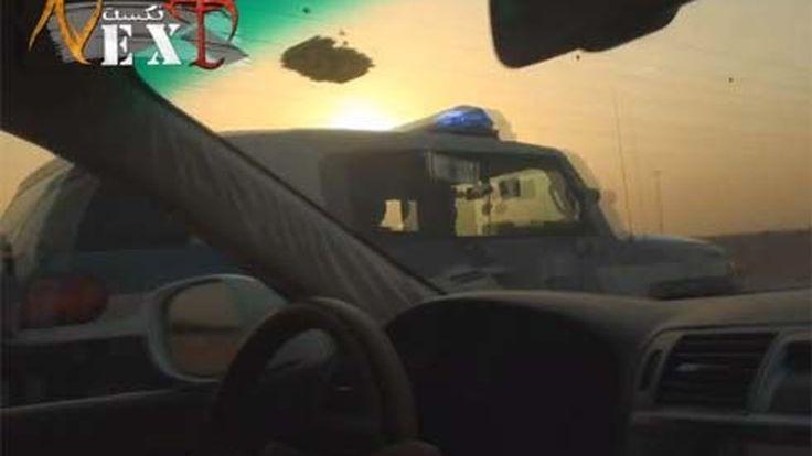 Lexus ตามติดประชิด Honda Accord ดริฟท์โชว์หนีรถตำรวจซาอุฯ
