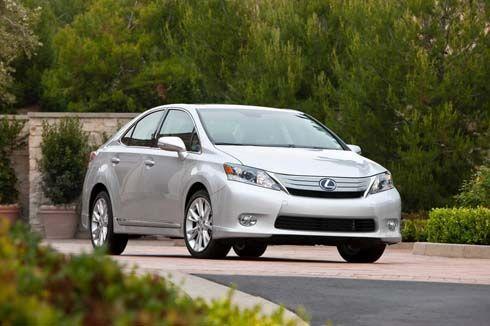 ไปไม่รอด! Lexus เลิกผลิต HS 250h ซีดานไฮบริดในสหรัฐฯ ตั้งแต่มกราคมที่ผ่านมา