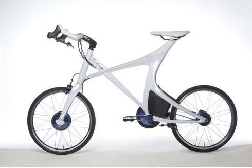 Lexus Hybrid Bike จักรยานระบบไฮบริด ขับเคลื่อนแบบ All-Wheel-Drive