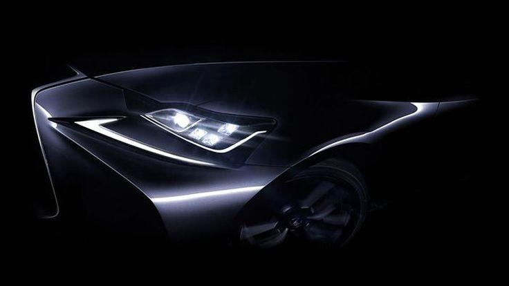 ชมทีเซอร์แรก Lexus IS รุ่นปรับโฉม ก่อนเปิดตัวจริงสัปดาห์หน้า