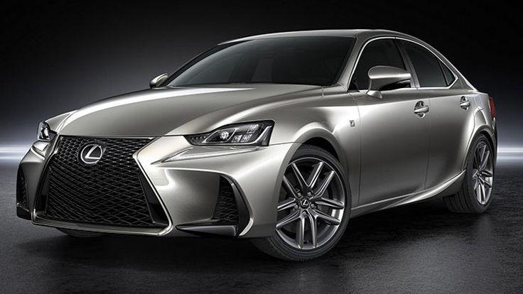 Lexus IS ปรับโฉมใหม่ 2017 พอหอมปากหอมคอ