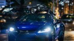 เมื่อ Lexus LC500 พาฝ่าบาทลุยปะฉะดะ ใน Black Panther