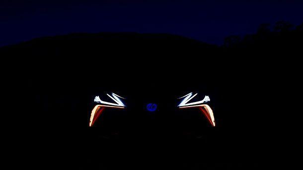 Lexus เผยภาพทีเซอร์ LF-1 Concept รถอเนกประสงค์ต้นแบบรุ่นใหม่