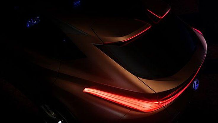 Lexus แย้มทีเซอร์ LF-1 รถเอสยูวีตัวท็อปจ่อเปิดตัวต้นปีหน้า