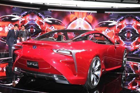 Lexus ปล่อยคลิปวิดีโอ LF-LC Sport Coupe Concept ให้รู้จักกันมากยิ่งขึ้น!