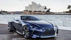 Lexus วางแผนผลิต ตัวตายตัวแทน LFA คาดพัฒนาจากรถต้นแบบ LF-LC