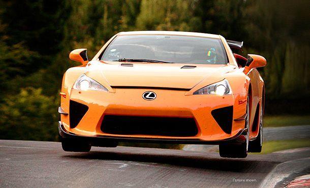 Lexus ชี้การพัฒนาตัวตายตัวแทน LFA เป็นได้แค่ความฝัน
