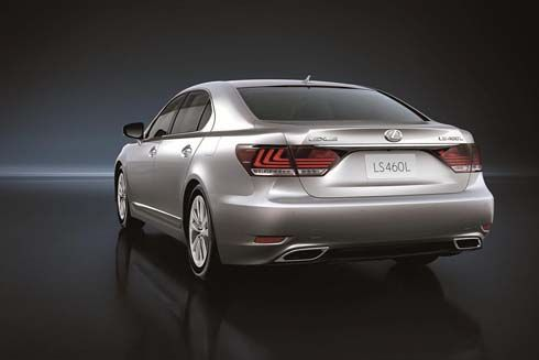ใหม่ Lexus LS 2013 พร้อมรุ่น F Sport ตอบทุกความต้องการในแบบ Human Harmonics