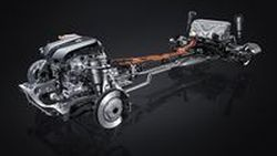 Lexus LS 500h มาพร้อมระบบ Multi Stage Hybrid