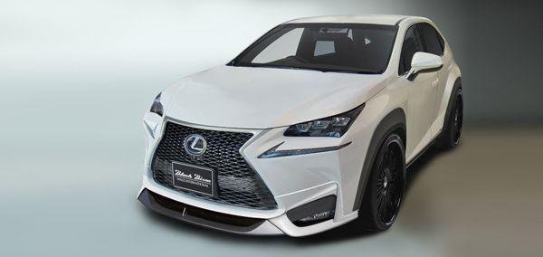 เสริมความดุดัน Lexus NX โมดิฟายด์โดย Wald International