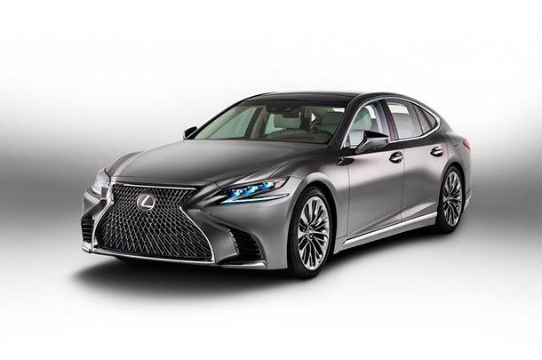 Lexus ได้ฤกษ์ลุยตลาดอินเดียอย่างเป็นทางการ เน้นโมเดลไฮบริด