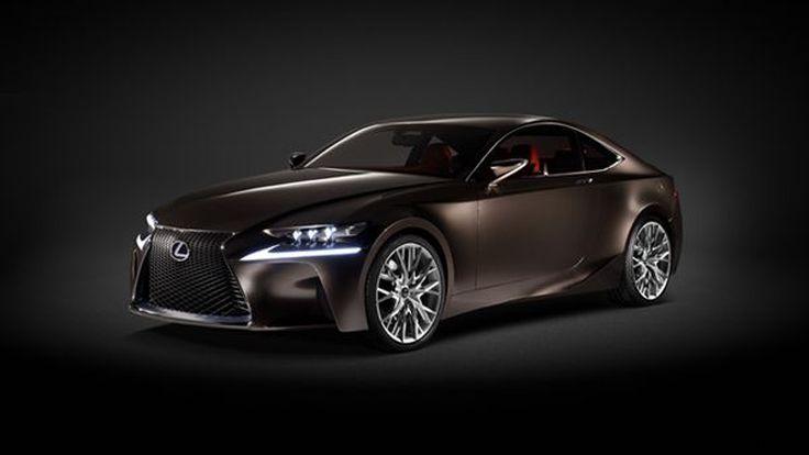 คาด Lexus RC F Coupe ใช้ขุมพลัง V8 รีดแรงม้า 460 ตัว เหนือกว่า BMW M4