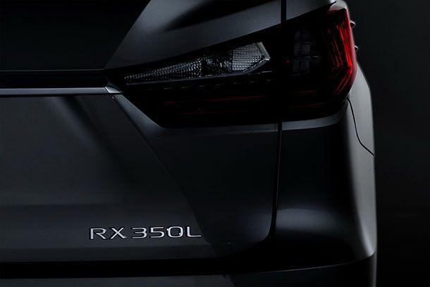 Lexus RXL เอสยูวีเบาะ 3 แถวเตรียมเปิดตัวที่แอลเอ ออโต้โชว์