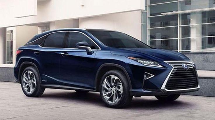Lexus จะแนะนำ RX รุ่น 7 ที่นั่งมุ่งขยายตลาดเพิ่มที่โตเกียว มอเตอร์โชว์