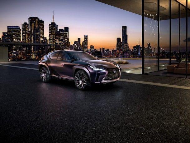 จะล้ำไปไหน !! Lexus เตรียมเผยโฉมครอสโอเวอร์ขนาดเล็กซีรีส์ UX ครั้งแรกใน Tokyo Motor Show 2017
