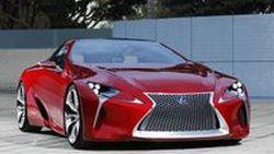 """Lexus จดทะเบียนเครื่องหมายการค้า """"RC F"""" คาดเป็นรถสปอร์ตรุ่นใหม่"""