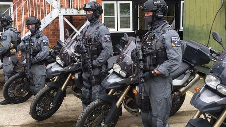 เจ้าหน้าที่ติดอาวุธในลอนดอนจะใช้ BMW F800GS เป็นยานพาหนะหลักในการเข้าปราบเหตุก่อการร้าย