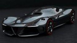 ชมภาพการออกแบบ Alfa Romeo GTL ว่าที่รถไฮเปอร์คาร์รุ่นพิเศษจากค่าย