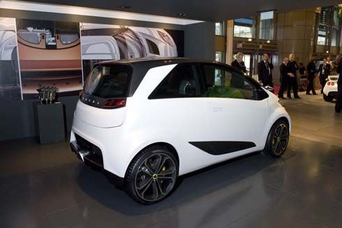 Lotus อนุมัติโครงการ Concept City Car เริ่มขายตุลาคม 2013 เล็งเจาะตลาดเอเชียและยุโรป