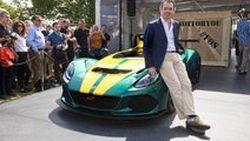 ซีอีโอ Lotus อาจถูกยึดใบขับขี่หลังขับรถเร็วเกินกฎหมายกำหนดหลายครั้ง