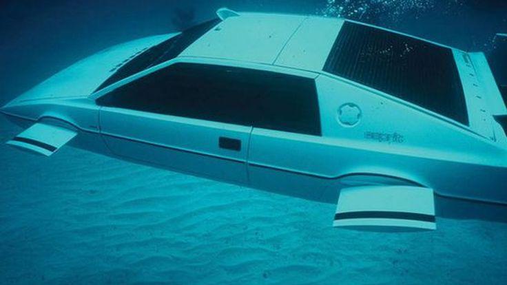 เปิดประมูล Lotus Esprit Series 1 รถดำน้ำจากหนังเจมส์ บอนด์