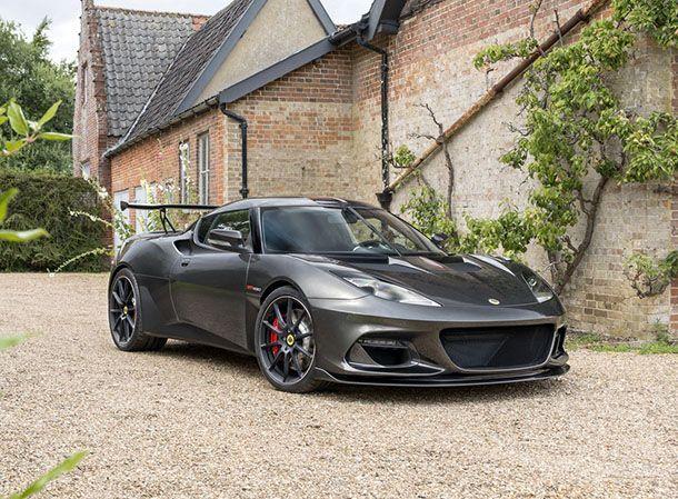 ยลโฉม Lotus Evora GT430 แรงที่สุดเท่าที่เคยผลิตมา