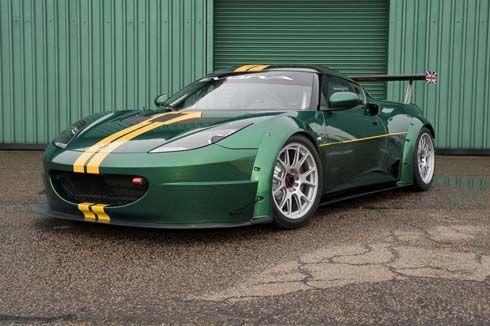 Lotus Racing เปิดตัว Evora GTC ลดน้ำหนัก เพิ่มสมรรถนะเป็น 450 แรงม้า