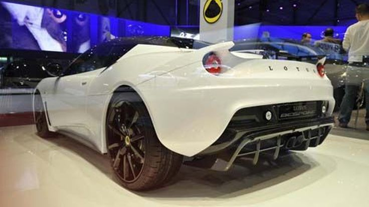 Lotus Evora Mansory Concept รถแต่งรุ่นพิเศษเฉพาะบุคคล โชว์ของเรียกแขกที่เจนีวา