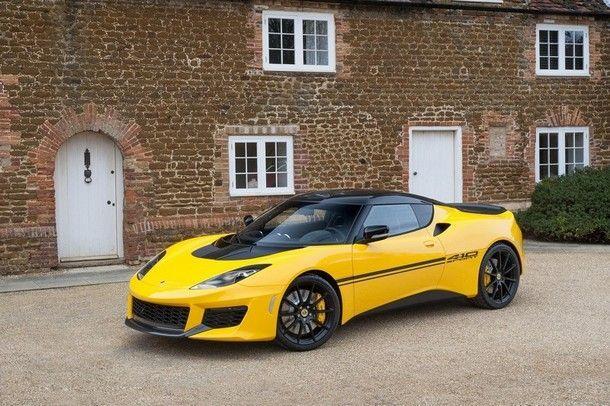 จะเบาไปไหน !! Lotus จ่อเปิดตัว 2016 Evora Sport 410 รุ่นพิเศษที่มีการรีดน้ำหนักให้เบากว่าเก่าอีก 70 กิโลกรัม