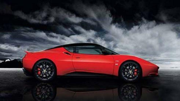 "Lotus Evora มาพร้อมแพ็คเกจ ""Sports Racer"" จากรถแข่งสู่รถถนน"