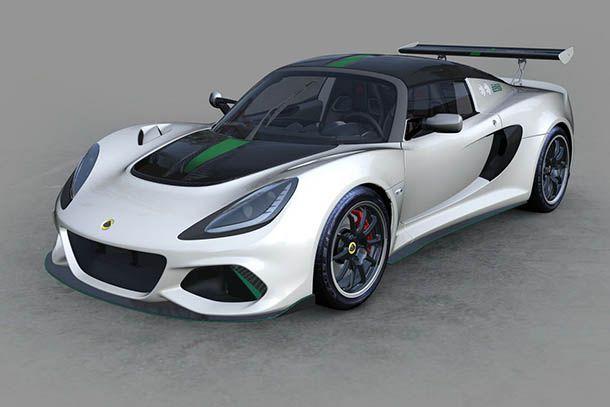 Lotus เปิดตัว Exige Cup 430 Type 25 อุทิศแด่รถเอฟวันในตำนาน