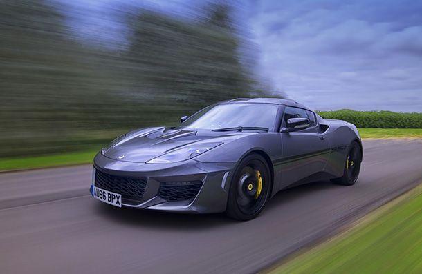 Lotus เดินหน้าพัฒนารถสปอร์ต – ยังสนใจรถเอสยูวี