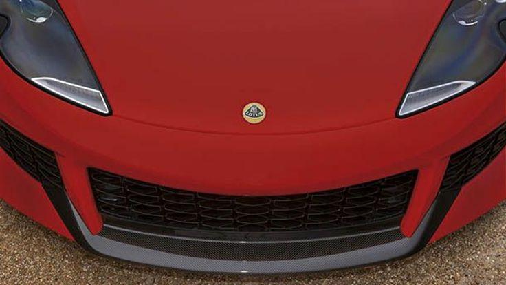 รถเอสยูวีของ Lotus อาจพัฒนาบนแพลทฟอร์มเดียวกับ Volvo