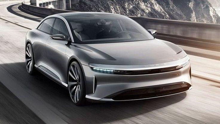 Lucid Motors โชว์คอนเซปต์รถพลังไฟฟ้า ที่มาพร้อมพลัง 1,000 แรงม้า และวิ่งได้ไกลถึง 400 ไมล์