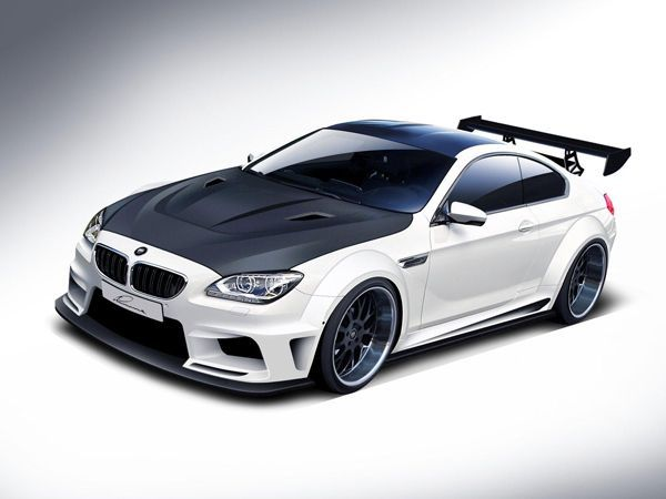โหดมาก BMW CLR 6 M โมดิฟายด์ดุดันโดย Lumma Design