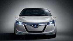 Luxgen Neora Concept ซีดานพลังงานไฟฟ้า อวดโฉมที่ Auto Shanghai 2011