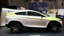 Magna Steyr MILA Coupic Concept รถรุ่นนี้เป็นได้ทั้งเอสยูวี รถเปิดประทุน และกระบะ!