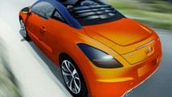 Peugeot RCZ View Top Concept เติมความเซ็กซี่ด้วยหลังคาเปิดได้โดย Magna Steyr