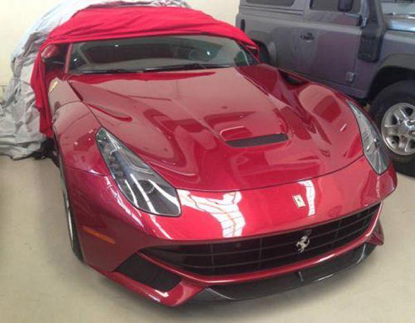 """อัครมหาเศรษฐีฟิลิปปินส์ทุ่มซื้อ Ferrari F12 Berlinetta เพื่อได้สิทธิจับจอง """"LaFerrari"""""""