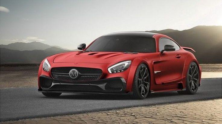 Mansory อวดโฉม Mercedes-AMG GT S รุ่นใหม่ เพิ่มเติมสีสันเจ็บจี๊ดกว่าเดิม