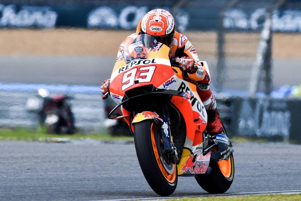 [MotoGP] มาร์ก มาเกซ เตรียมฉลองแชมป์ MotoGP ปีนี้ที่ญี่ปุ่นแล้ว