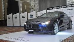 Maserati เปิดตัวซีดานหรู Ghibli, Ghibli S ใหม่