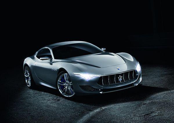 Maserati Alfieri 2+2 รถต้นแบบฉลองครบร้อยปี เตรียมพัฒนาเป็นรุ่นโปรดักชั่น