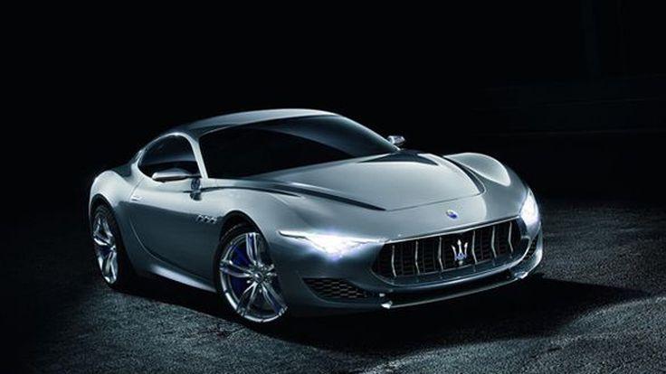 Maserati ยืนยันแผนการผลิต Alfieri ออกขายปี 2016