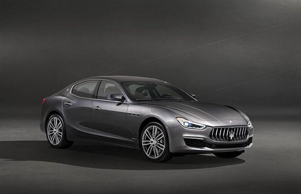 "Maserati ปรับโฉม Ghibli พร้อมเติมชื่อ ""GranLusso"" ห้อยท้าย"